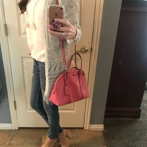 So open weave cardigan sweater Size M